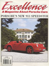 Porsche 964 Carrera 2 Speedster - Excellence AUG 1993
