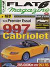 Porsche 964 Carrera 2 Speedster Flat 6 magazine