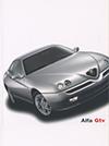 Alfa Romeo Gtv Broschuere 2001