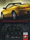 Alfa Romeo Spider Color 2000