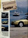 Alfa Romeo Gtv Spider ADAC Motorwelt 5 1995