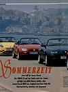Alfa Romeo Gtv Spider ADAC Motorwelt 5 1996