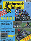 Aprilia Moto - Motorradfahrer 1995
