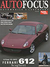Aston Martin V12 Vanquish Auto Focus 2004