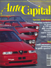 AutoCapital April 1992 - Alfa Rome 155 GTA