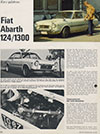 Fiat 124 Abarth motor rundschau 1967