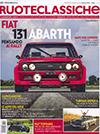 Fiat 131 - Routeclassische Juli 2016