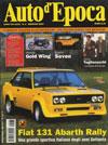 Auto d'Epoca Januar 2004 - Fiat 131 Abarth