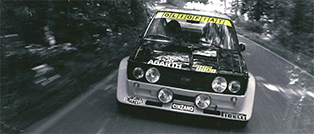 Fiat Abarth 131 Rallye