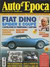 Auto d'Epoca Dezember 2005 - Fiat Dino 2400 Spider