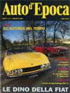 Fiat Dino Auto d'Epoca Januar 1993