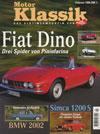 Fiat Dino Motor Klassik Februar 1996