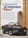 Fiat Dino Routeclassich Februar 2000