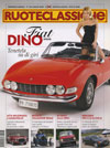 Fiat Dino Routeclassiche Juli 2009