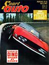 Fiat Dino – Sport Auto, April 1967