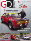 GD November Dezember 2007 Fiat 131 Abarth