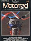 Honda VFR 750R - Motorrad Exklusiv 1988