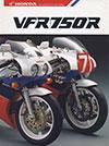 Honda VFR 750R - Technische Daten