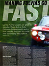 Lancia Fulvia – Practical Classics Feb 2005