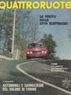 Lancia Fulvia Quattroroute Dez 1967