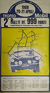Lancia Fulvia Trofeo Ralley 1968