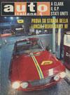 Lancia Fulvia auto italiana Okt 1967