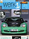 Porsche 911 Carrera Cup - Werk1 2016