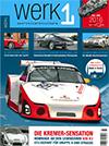 Porsche 911 Speedster – Werk1 Mai Juni 2016