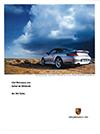 Porsche 911 turbo Selbst im Stillstand