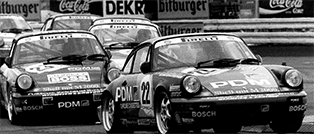 Porsche Carrera Cup PresseImage