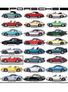 Porsche Speedster Poster