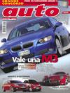 auto Dezember 2006 - Porsche Carrera GT und 911 GT3 RSR