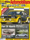 d'Epoca Februar 2006 Fiat 131 Abarth