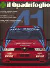 il Quadrifoglio April 1992 - Alfa Rome 155 GTA