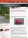 Lancia Fulvia Bericht Zwischengas