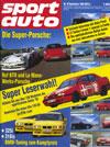 sport auto September 1993 - Hansrück-Rallye