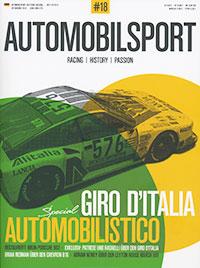 Automobildsport Giro d'Italia – Alfa Romeo 75 Turbo