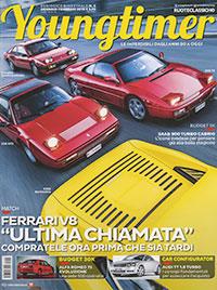 Youngtimer 1/2019 Alfa Romeo 75 Turb