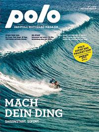 Aprilia Moto - Polomotorrad Magazin 1/2019